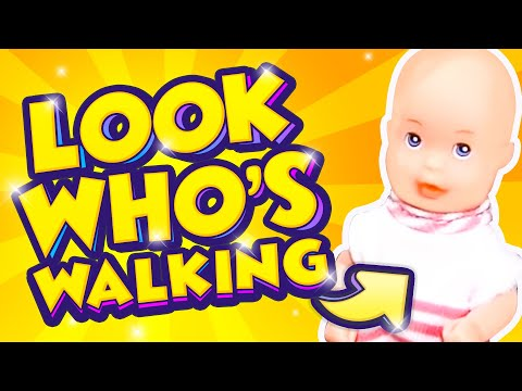 Thumbnail: Barbie - Look Who's Walking