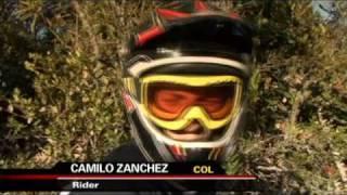 ESPN Downhill session Colombia