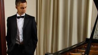 Владислав Михальчук - (Шопен этюд op.10 №4 cis-moll)