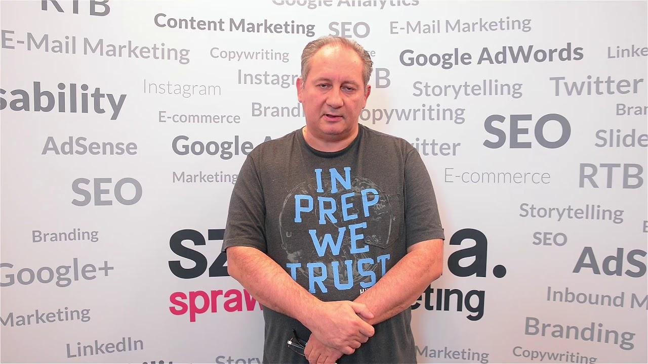 Szkolenie AdWords – opinia Marka Jakubowskiego