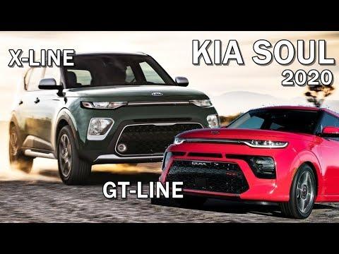 2020 KIA Soul X-Line & GT-Line - Drive, Walkaround, Interior
