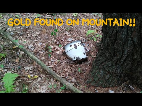 Gold In Them Hills!! Silver!! Metal Detecting- Treasure Hunting