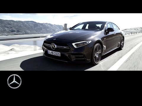 Mercedes-AMG CLS 53 4MATIC+ 2018: World Premiere  Trailer