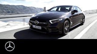 Mercedes-AMG CLS 53 4MATIC+ 2018: World Premiere Trailer