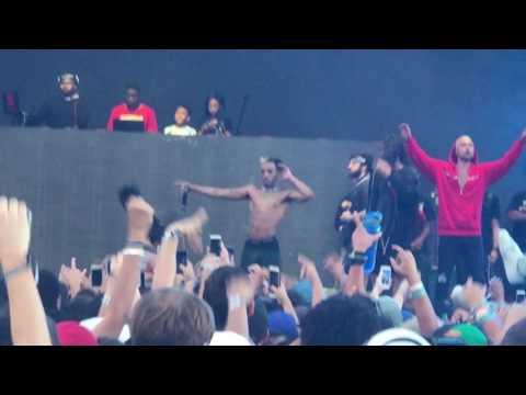 XXXTENTACION and Denzel Curry LIVE @ Rolling Loud 2017