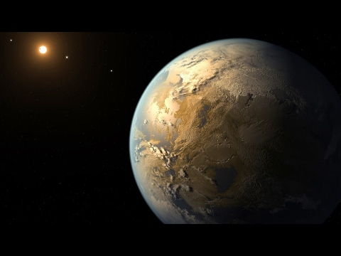 Deep Space | Mysterious KEPLER 186F Planet - Documentary HD 2017