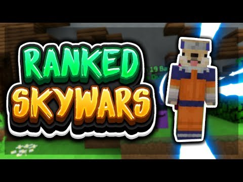 [Ranked Skywars Elo Series] Keyboard + Mouse Sounds! (SEXY)💦