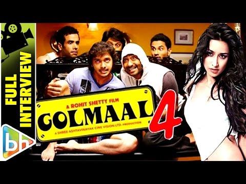 Shivaay | Golmaal 4 | Rohit Shetty | Ajay Devgn | IFTDA Masterclass | Full Interview