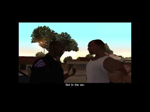 Let's Play Grand Theft Auto: San Andreas (1) - Home is Where the Hating is thumbnail