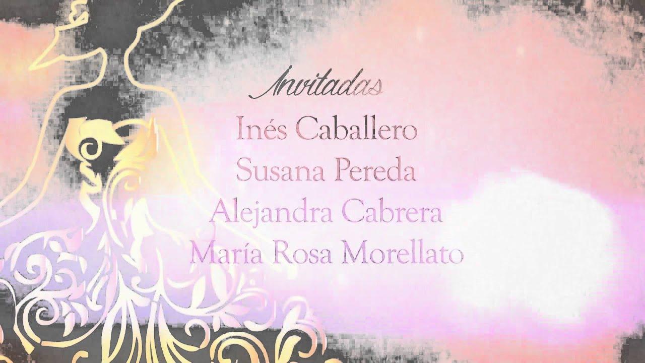 Invitacion Especial Congreso De Mujeres 2014 Ven A La Fiesta