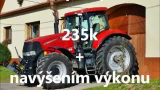 Traktor Chiptuning  X tuning Case Puma 165  172kw 235+37 k  ps John Deere 6210 R  172kw 235+30 k  ps