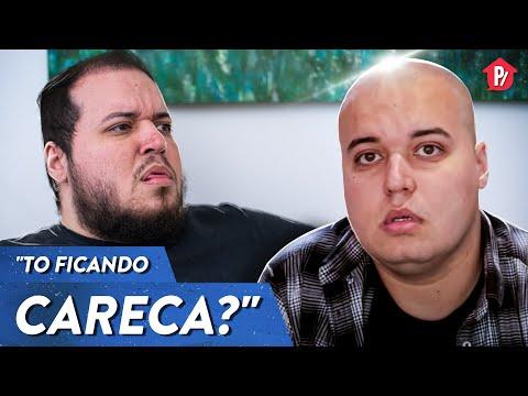 CARECA | PARAFERNALHA