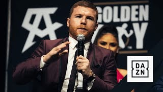 HIGHLIGHTS | Canelo vs. Jacobs LA Press Conference