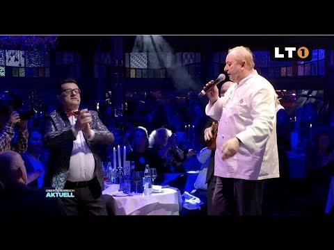 Alfons Schuhbeck singt Johnny Cash