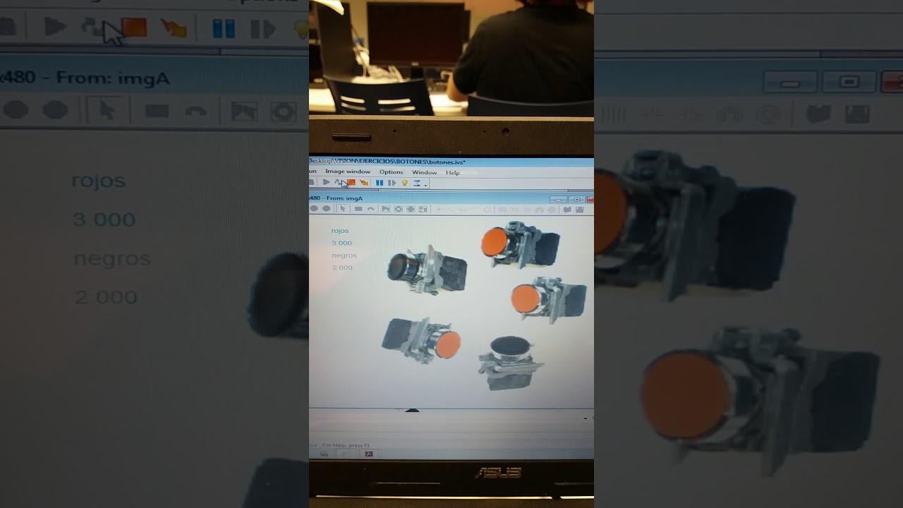 Sherlock Vision System Software / Master DIMSAI