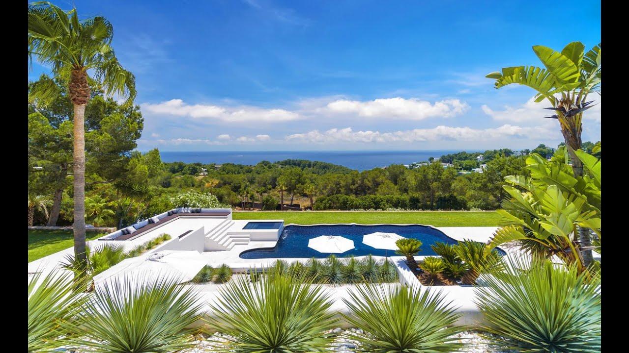 Stunning luxury property with amazing sea view very close to Ibiza - Luxury Villas Ibiza