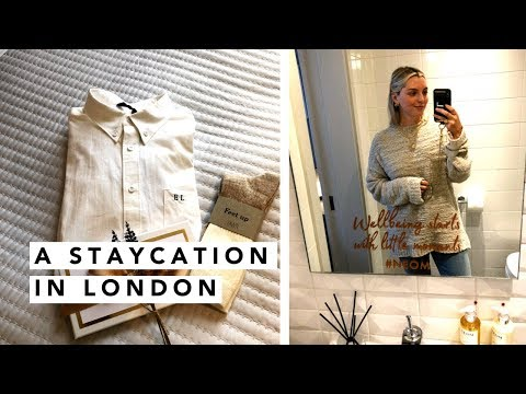 A RELAXING STAYCATION | Estée Lalonde thumbnail