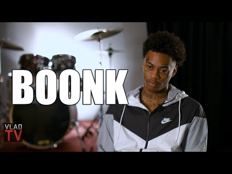 Boonk Details His 1st Stunt at Popeyes, Getting Arrested Afterwards (Part 1)