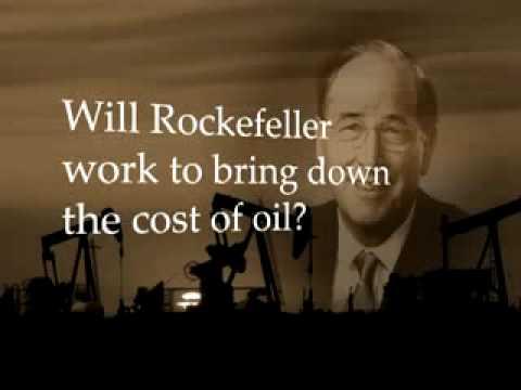 Jay Rockefeller - No Oil for You
