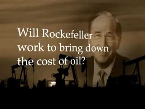 Jay Rockefeller - No Oil for You