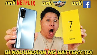 realme 7 PRO - UNLIMITED BATTERY IS HERE!