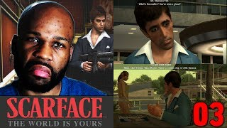 Scarface the World Is Yours Gameplay Walkthrough PART 3 - Little Havana Gangs (HD)