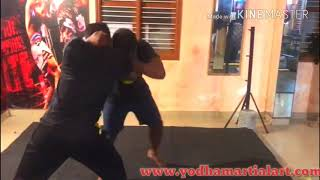 Yodha school of martial arts  Desi kusti practice
