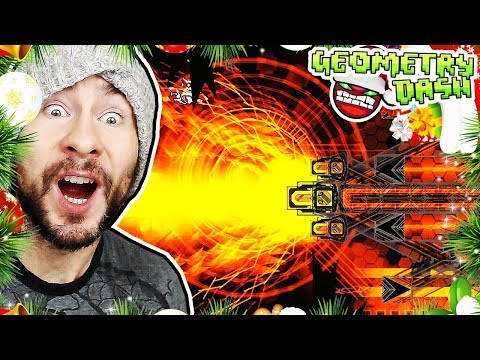 Fusion (AWESOME HARD DEMON) by Manix648 // Geometry Dash: THE 12 DEMONS OF CHRISTMAS #9