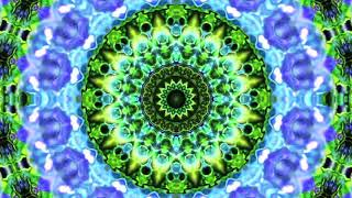 Acoustic Trance Sitar Meditation -Jewel of the Lotus w/Fractals
