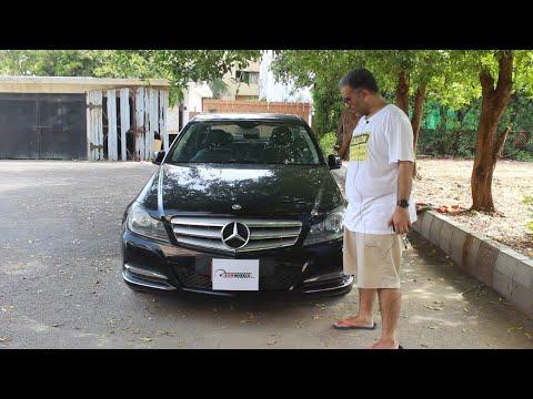 Mercedes Benz C Class 2014 | In-Depth Review | Price, Features & Test Drive | Urdu