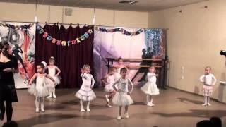 Танец детей 4-6 лет, 3-4 месяца обучения, студия танцев Триумф, СПб