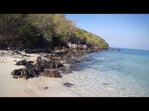 รีวิวหาดทรายแก้ว โรงเรียนชุมพลทหารเรือ บางเสร่ สัตหีบ ชลบุรี เส้นทางไปหาดทรายแก้ว ค่าเข้า มี.ค. 2562