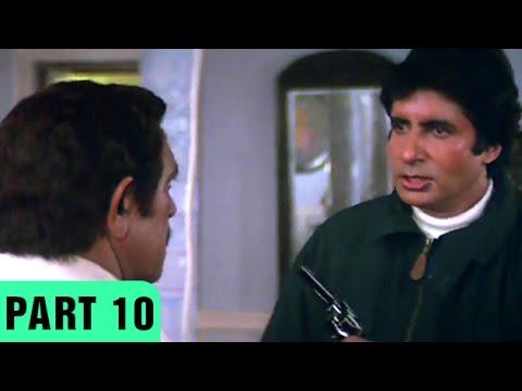 Aaj Ka Arjun (1990) | Amitabh Bachchan, Jayapradha | Hindi Movie Part 10 of 12 | HD