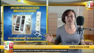 SPECCHIO PORTA GIOIE E BIJOUX DELUXE | DXA24.COM