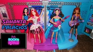 Barbie Campamento Pop: El Concierto! :-) / Barbie in Rock n Royals: The Pop Concert!
