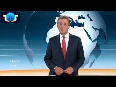 ZDF heute journal Claus Kleber kämpft mit den Tränen, weint 12.08.2015