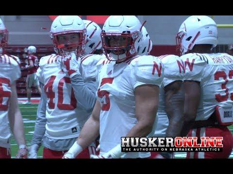 HOL HD: Nebraska Football Saturday Spring Practice Report