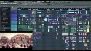 Tomorrowland 2014 Aftermovie - PART 1 (FL Studio) - 10 FREE FLPs in 1 - Önheri Remake