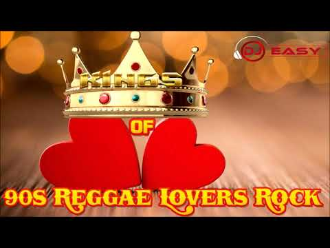 Kings of 90s Reggae Lovers Rock ●Beres Hammond,Sanchez,Denni