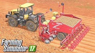 Sadzimy! - Farming Simulator 17 [PLATINUM] | #28