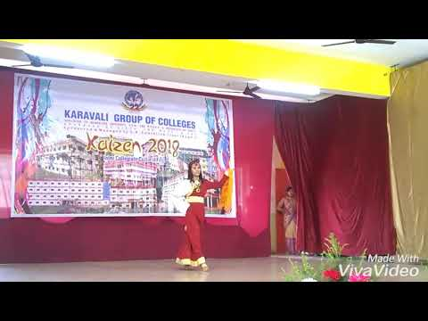Northeast Fashion Show at karavali college,mangalore(monpa students)