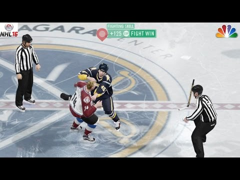 NHL 16 Be A Pro - #30 Getting Mixed Results