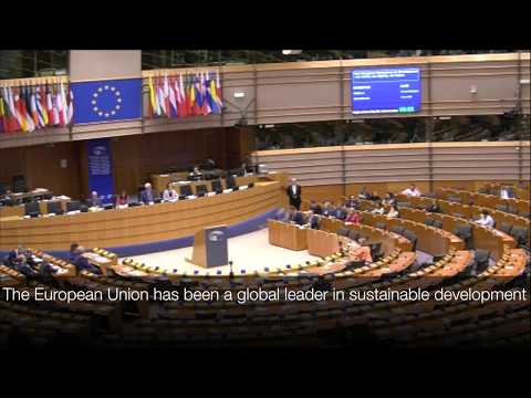 The new European Consensus on Development - our world, our dignity, our future.