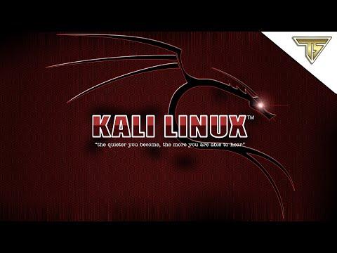 Curso básico de Linux com Kali Linux
