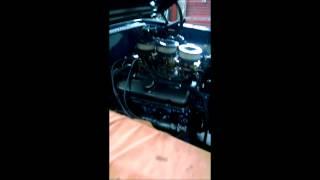 1965 GTO Running