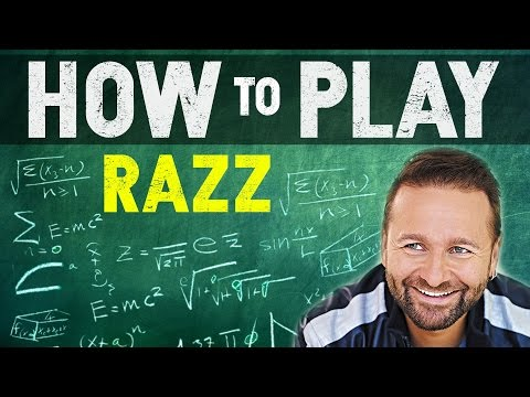 How to Play Razz