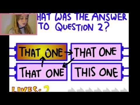 IMPOSSIBLE QUIZ? I CAN DO THAT! - Impossible quiz