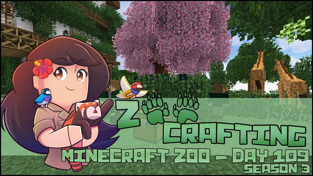 Download Diving Back into the Zoo!! 🐘 Zoo Crafting: Episode #109 🐘 Season 3