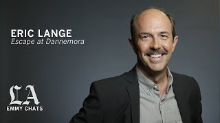 Eric Lange sees the mystery within his 'Escape at Dannemora' character