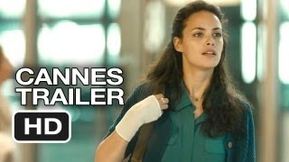 Festival De Cannes (2013) - The Past (Le passé) Trailer - Bérénice Bejo Movie HD